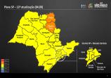 CINCO REGIÕES PROGRIDEM E 95% DA POPULAÇÃO ESTÁ NA FASE AMARELA DO PLANO SP