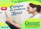 ACIAP SHOPPING CAPÃO BONITO
