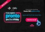 Quer ter uma Black Friday histórica para o seu negócio? Faça já sua inscrição para o evento...