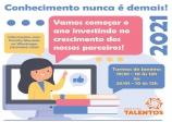 FACESP E INSTITUTO TALENTOS REALIZAM CAPACITAÇÃO PARA OPERADORES