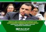 Proposta é para que o Ministério da Economia e o BNDES criem novas linhas de crédito, no valor de R$ 200 bilhões