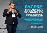 FACESP NA DEFESA DO SIMPLES NACIONAL