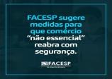 Em ofício encaminhado ao Governo do Estado de São Paulo, Facesp pede flexibilização