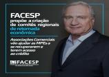 Proposta foi apresentada pelo presidente da #Facesp, Alfredo Cotait Neto, ao governador João Doria