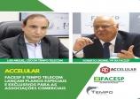 A Facesp e a Tempo Telecom lançam um plano especial e exclusivo do ACCelular para as Associações Comerciais.