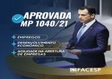 APROVADA MP QUE VAI GERAR EMPREGO E DIMINUIR A BUROCRACIA PARA QUEM DESEJA EMPREENDER