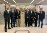 Empresários chineses conhecem o projeto da Feira Eletrônica Virtual da Facesp