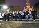 Programação especial de Natal na Praça Rui Barbosa teve início e irá até o dia 21
