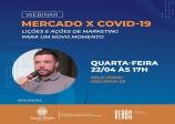 LIVE Mercado x COVID-19